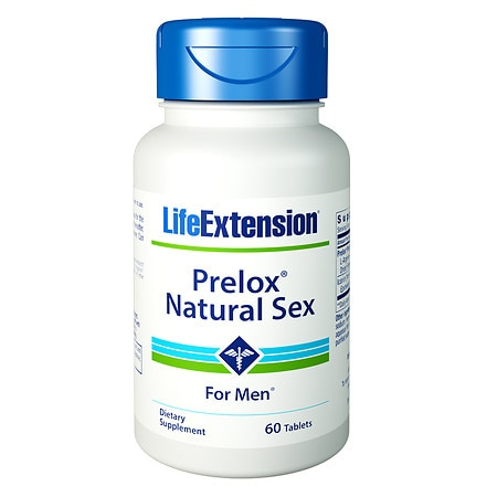 Life Extension Prelox, Tablets