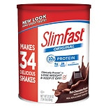 Slim-Fast 3-2-1 Plan Shake Mix Chocolate Royale