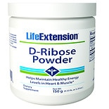 Life Extension D-Ribose Powder