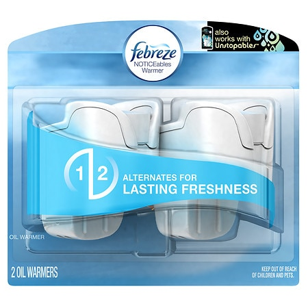 Febreze NOTICEables, Dual Scented Oils Warmer