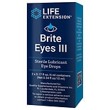 Life Extension Brite Eyes III, Vials