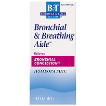 Bronchitis & Asthma Aide, Tablets