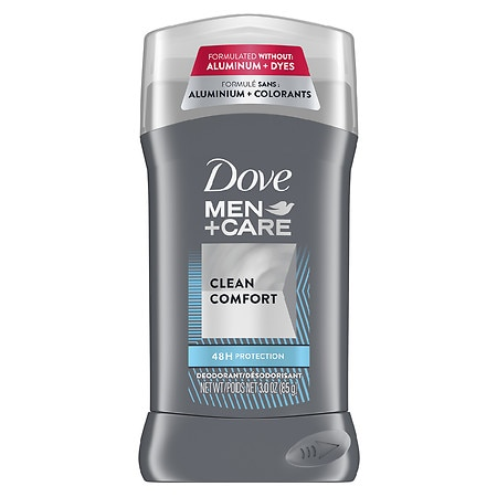 Dove Men+Care 48h Deodorant Clean Comfort