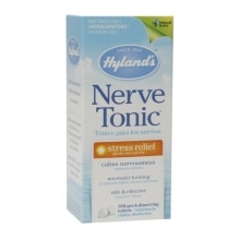 Hyland's Nerve Tonic Quick Dissolving Tablets