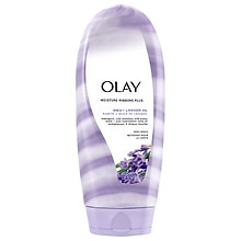 Olay 2 in 1 Essential Oils Ribbons Body Wash Jojoba Extract & Luscious Orchid