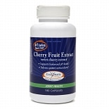 Enzymatic Therapy Cherry Fruit Extract, Capsules