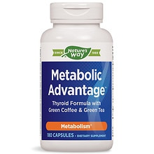 Enzymatic Therapy Metabolic Advantage, Capsules