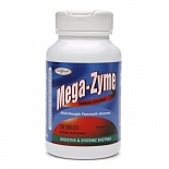 Mega-Zyme Systemic Enzymes, Tablets