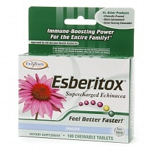 Esberitox, Chewable Tablets