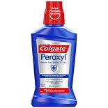 Colgate Peroxyl Peroxyl Mild Mint Antiseptic Oral Cleanser Mild Mint/Alcohol Free