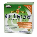 Enzymatic Therapy Whole Body Cleanse, Complete 10-Day Cleansing System Lemon