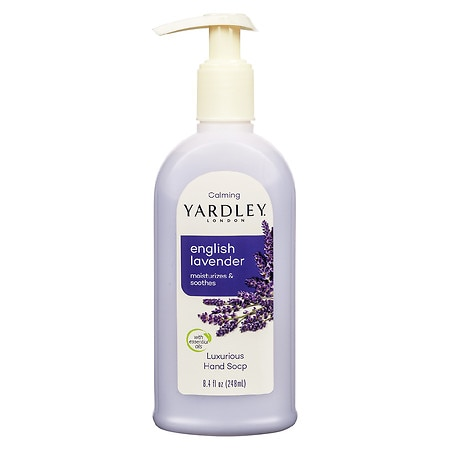 Luxurious Hand Soap English Lavender by Yardley of London