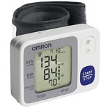 Omron 3 Series Wrist Blood Pressure Monitor, Model BP710