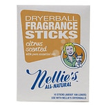 Nellie's All Natural Dryerball Fragrance Sticks Citrus