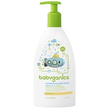 Babyganics Moisturizing Daily Lotion Fragrance Free