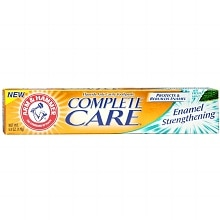 Complete Care Enamel Strengthening Fluoride Anti-Cavity Toothpaste Fresh Mint