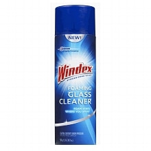 Windex Foaming Glass Cleaner