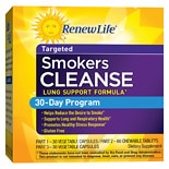 ReNew Life Smokers' Cleanse, 30 Day Program