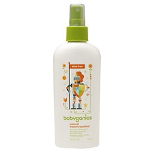 BabyGanics Shoo Fly Bye, Deet Free Natural Insect Repellant
