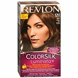 Revlon ColorSilk Luminista Hair Color Golden Brown 120