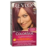 Revlon Hair Color Burgundy Brown 145