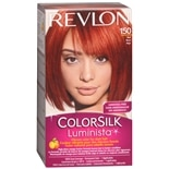Revlon ColorSilk Luminista Vibrant Color for Dark Hair Red 150