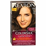 Revlon ColorSilk Luminista Hair Color Medium Brown 115