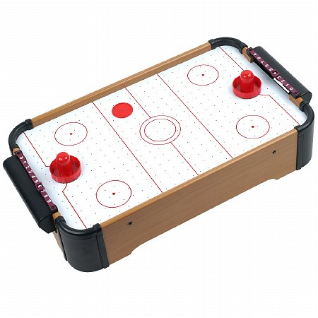Trademark Games Games Mini Table Top Air Hockey w Accessories - 1 ea