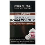 John Frieda Permanent Hair Colour 4BG Brilliant Brunette Dark Chocolate Brown