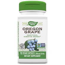 Nature's Way Oregon Grape Root, Capsules