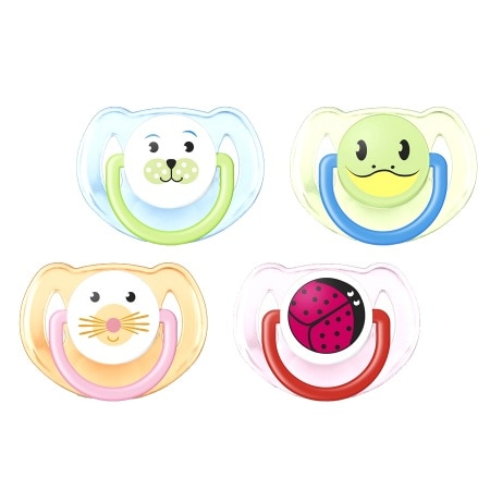 Philips Avent Animal Pacifier 6-18 months