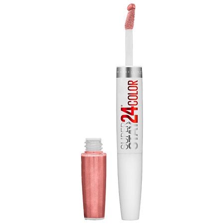 Maybelline SuperStay 24 2-Step Lip Color Timeless Toffee