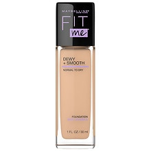 Maybelline Fit Me! Liquid Foundation Nude Beige 125