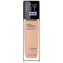 Maybelline Fit Me! Liquid Foundation Buff Beige 130