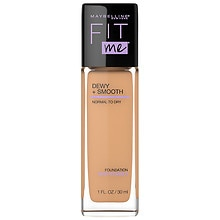 Maybelline Fit Me! Liquid Foundation Soft Honey 315