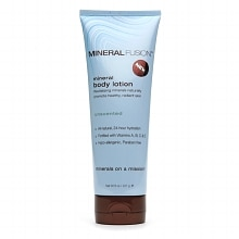 Mineral Fusion Mineral Body Lotion Unscented