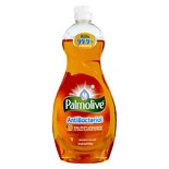 Palmolive Ultra Antibacterial Dish Liquid Orange