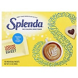 Splenda No Calorie Sweetener 100 Pack