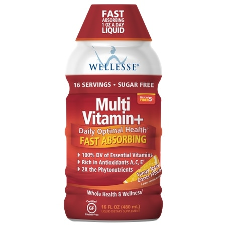 Wellesse Multivitamin Citrus