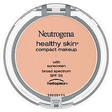 Neutrogena Healthy Skin Compact Makeup Natural Ivory 20