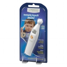 Veridian Healthcare Mini Temple Touch Thermometer