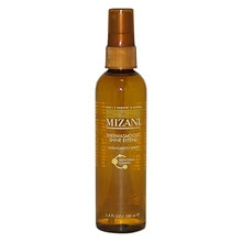Mizani Thermasmooth Shine Extend Anti-Humidity Spritz, Step 4