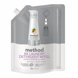 method Laundry Detergent Refill, 85 Loads Free + Clear