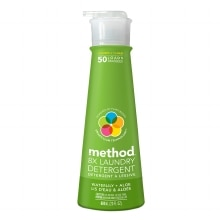 method Laundry Detergent, 50 Loads Water Lily + Aloe