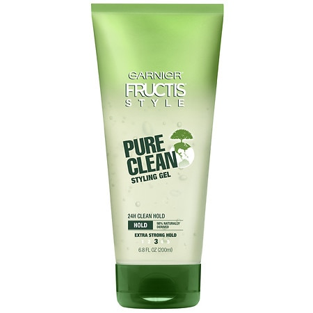 Garnier Fructis Style Pure Clean Styling Gel Extra Strong