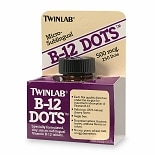 B-12 Dots 500 mcg Dietary Supplement Tablets