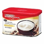 Maxwell House International Cafe Original Cappuccino Cafe-Style Beverage Mix Original Cappucino