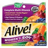Nature's Way Alive! Multivitamin & Whole Food Energizer Dietary Supplement Tablets