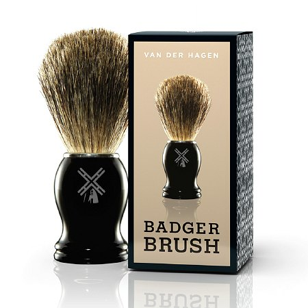 Van Der Hagen Badger Shave Brush