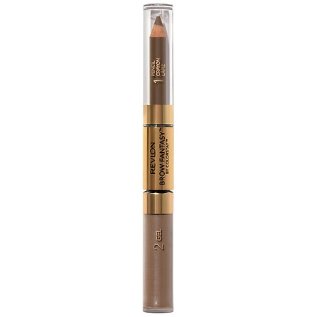 Revlon Eyebrow Pencil & Gel Light Brown 108